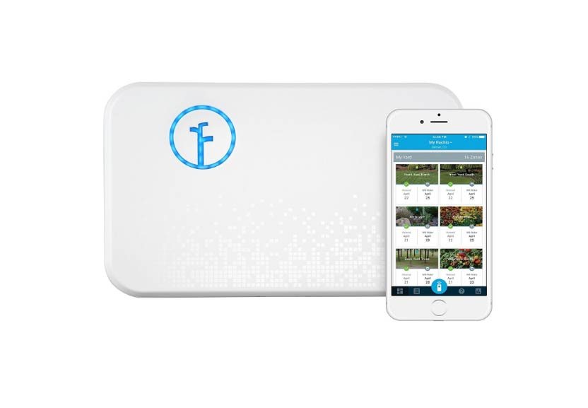 Rachio wifi irrigation controller