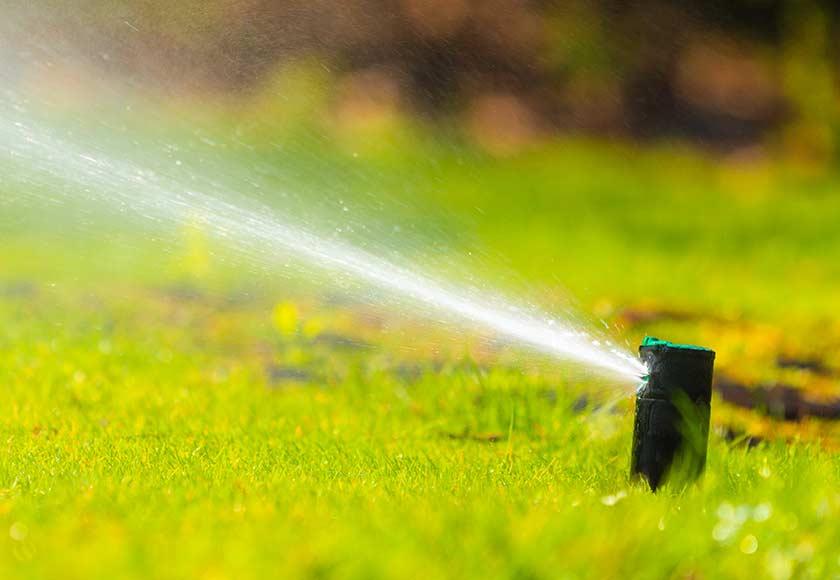 how do I make my sprinkler head pop up higher